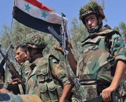 الاسد ينقل جيشه من الجولان الى دمشق ! –