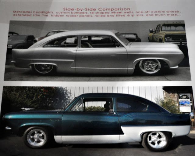 Just a car guy : best looking Henry J, small wonder, Gabes did the upholstery and Charley did the paint