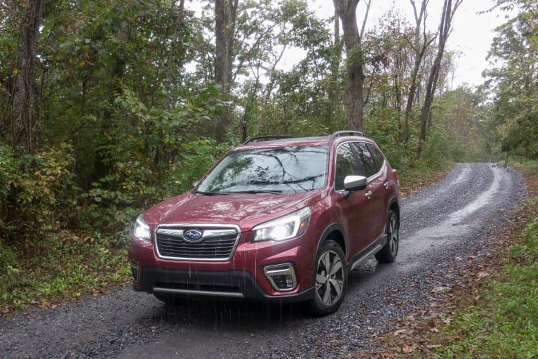 2019 Subaru Forester Review New And Better But Not Shouting It Subaru Forester Subaru Sports Illustrated Swimsuit Hot