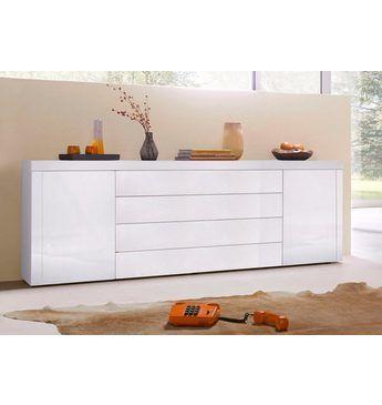 Sideboard, Breite 200 cm Jetzt bestellen unter   moebel - Wohnzimmer Grau Orange