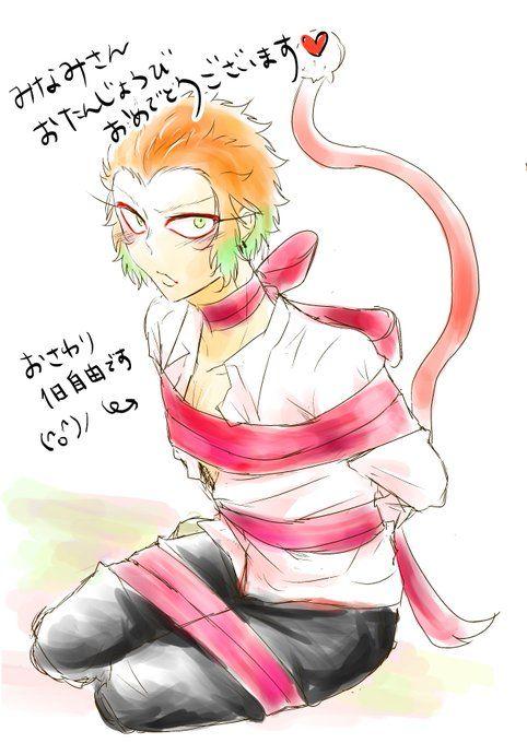 Rokuriki X Samon Nanbaka Samon Gokuu