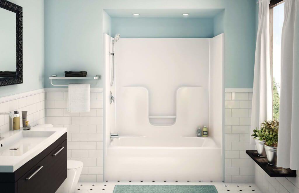 Fiberglass Bathtub | Bathroom Design Ideas | Pinterest | Bathtub ...