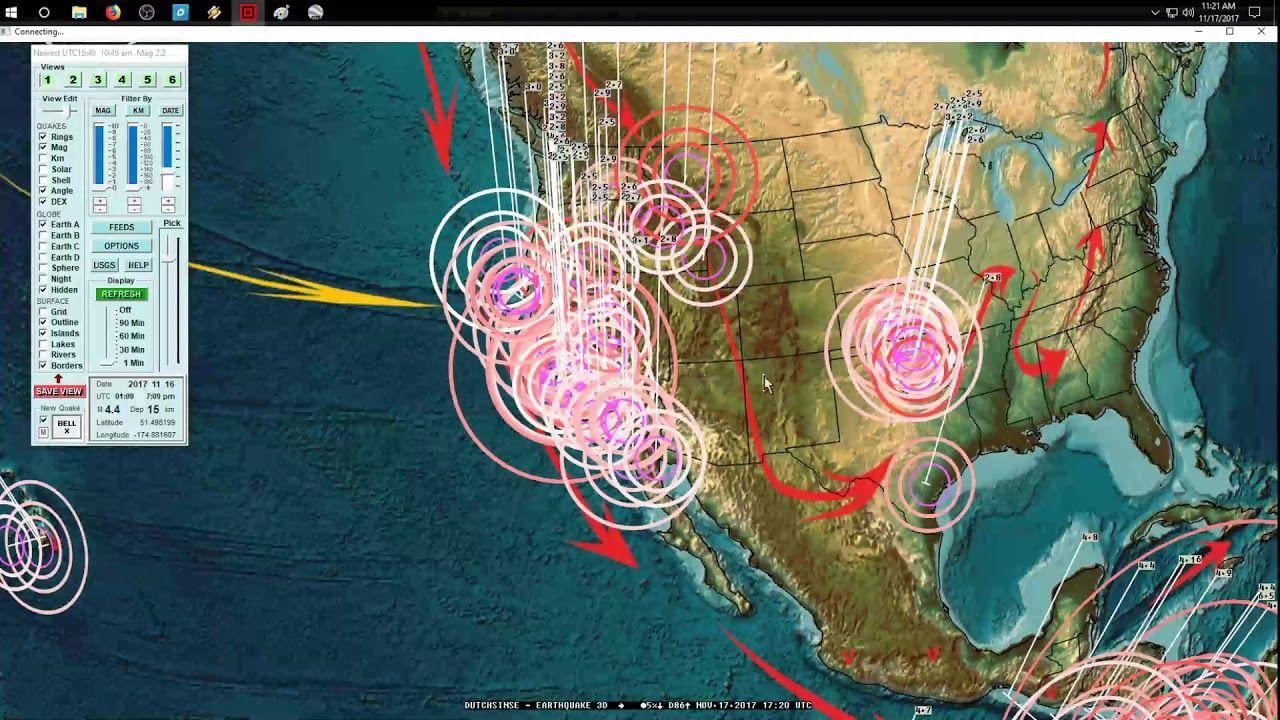 11 17 2017 southern california earthquake m4 1 strikes