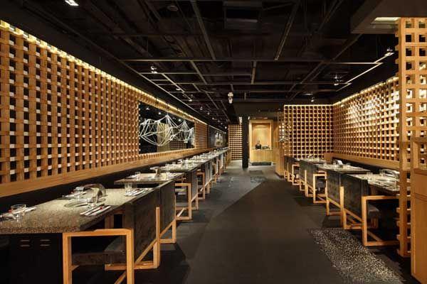 Restaurant japonais idées de design d intérieur venue
