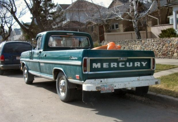 1968 Ford Truck Vin Decoder 1 - Ford Truck And Trucks Are The Mother Lode Of Badge Engineering Mercury Trucks - 1968 Ford Truck Vin Decoder 1
