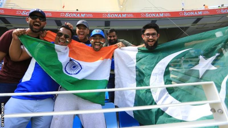 India v Pakistan What World Cup match means to British