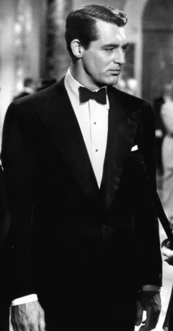 Cary Grant ~ Notorious, 1946
