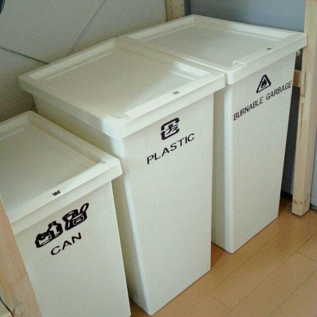 キッチン Ikea ゴミ箱 ごみ箱 テプラのインテリア実例 2013 09 21 16