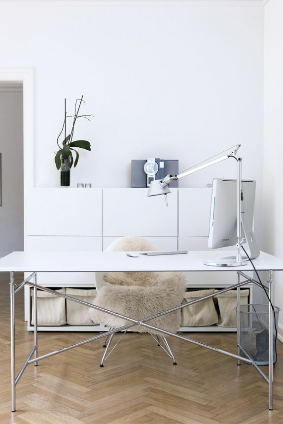 Great Tolomeo Classic Table Lamp. Office WorkspaceOffice SpacesWorkspacesHome ...