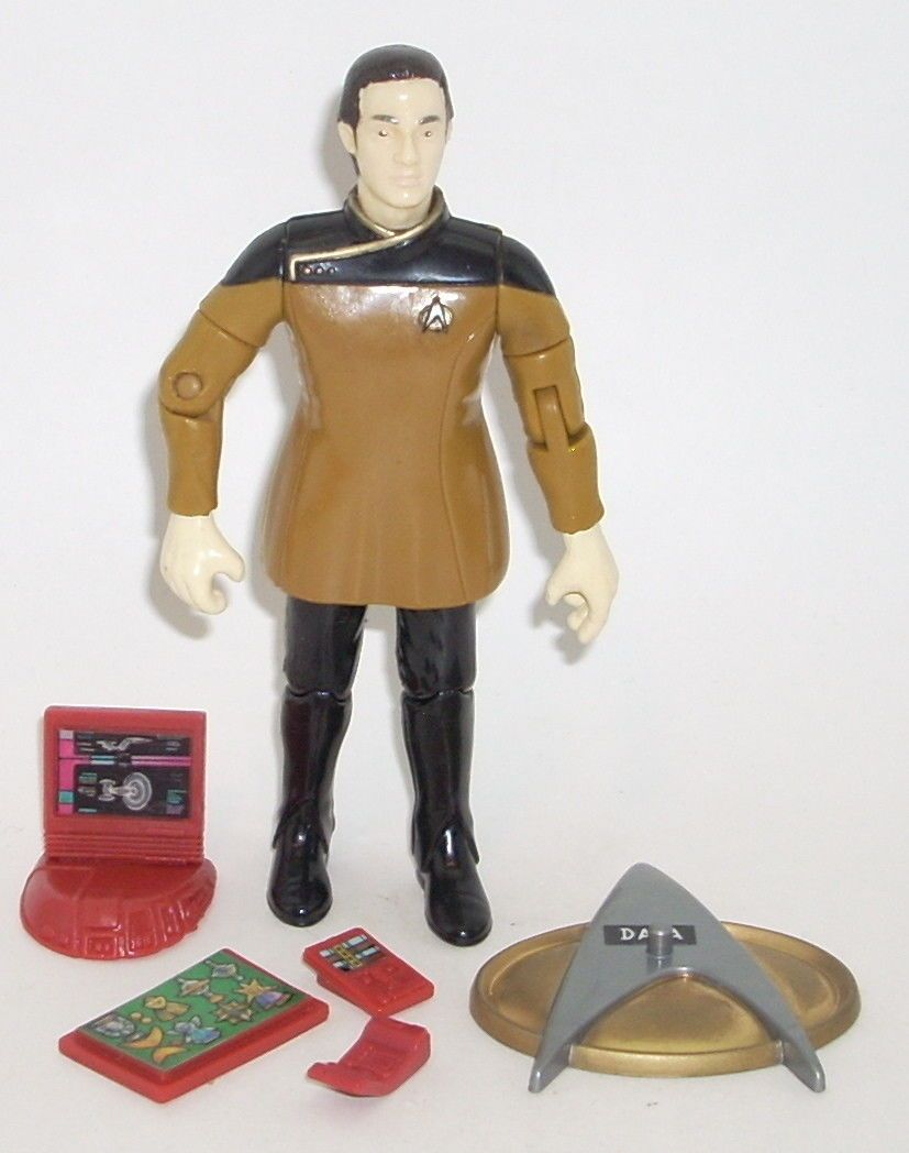 /& Voyager choice Star Trek The Next Generation Playmates Toys Action Figures