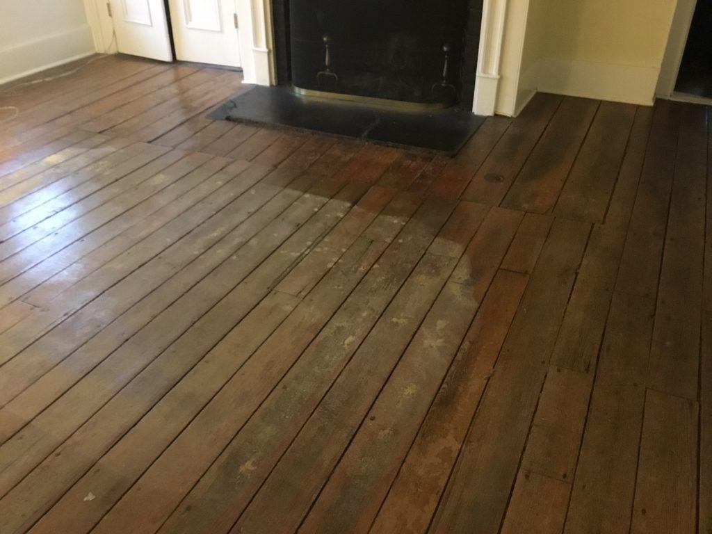 Refinishing Old Hardwood Floors in Montville, NJ Monk's