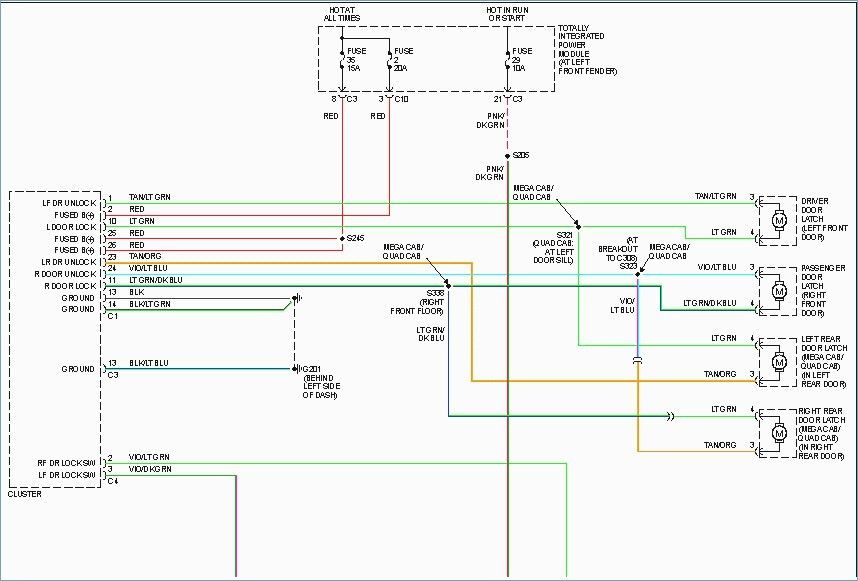 2008 Dodge Ram Wiring Diagram en 2020 | ElectricaPinterest