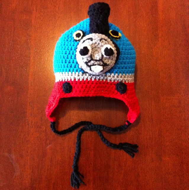 Crochet Thomas Hat Loom Knitting Crochet Crochet Baby
