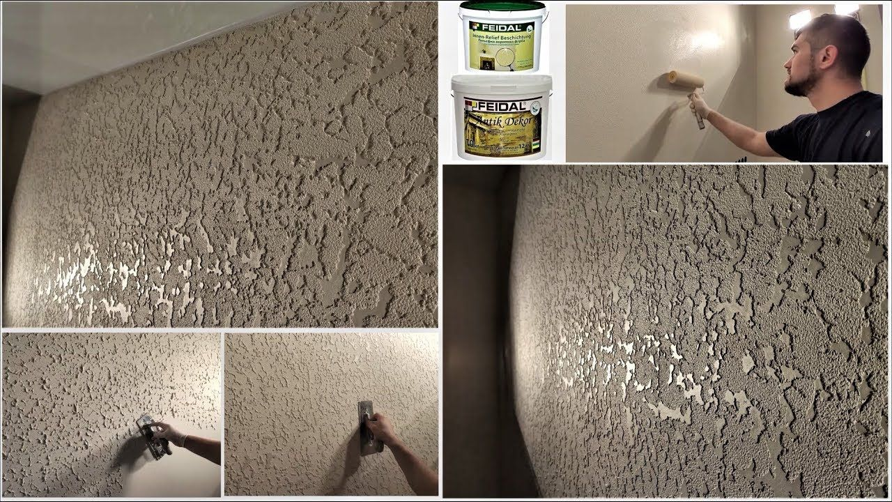 Grotto Byudzhetnyj Top Dekor Ot 4 Dlya Nerovnyh Sten Svoimi Rukami Beri I Delaj Sovety Feidal Wall Painting Decor Wall Paint Designs Wall Stencil Designs