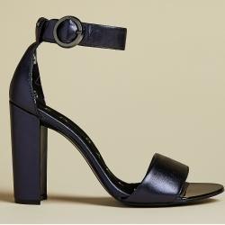 Photo of Heeled metallic sandals Ted Baker