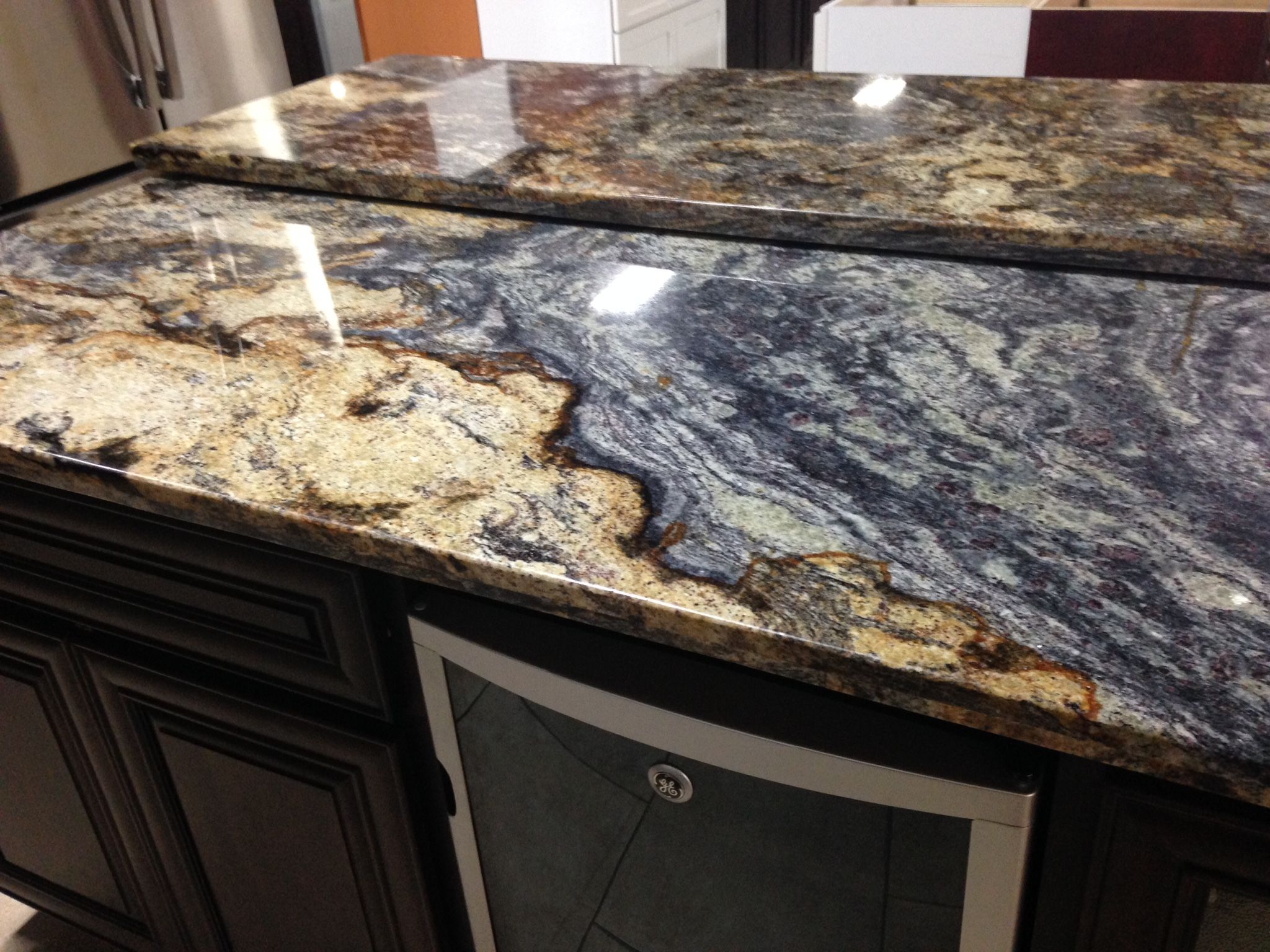 Best Place To Buy Countertops Purple Dunes Granite Kitchen Pinterest Granite