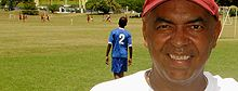 Since being diagnosed with cancer, Patrice Millet has dedicated his life to helping Haitian kids through soccer