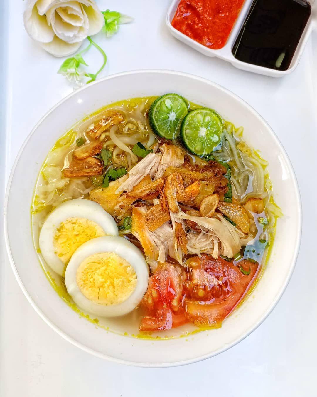 Resep Soto Lamongan Jawa Timur Dan Cara Membuat Soto Ayam Lamongan Koya Serta Olahan Soto Ayam Jawa Dan Resep Rahasia Resep Masakan Sehat Resep Masakan Makanan