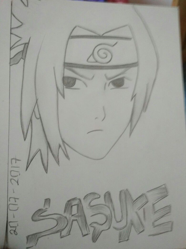 Sasuke uchiha rivi sketsa in 2018 pinterest sasuke sasuke uchiha and anime