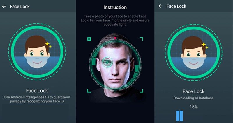 How To Add And Use Face Unlock Feature In Any Android Tablet Aplikasi Trik Android