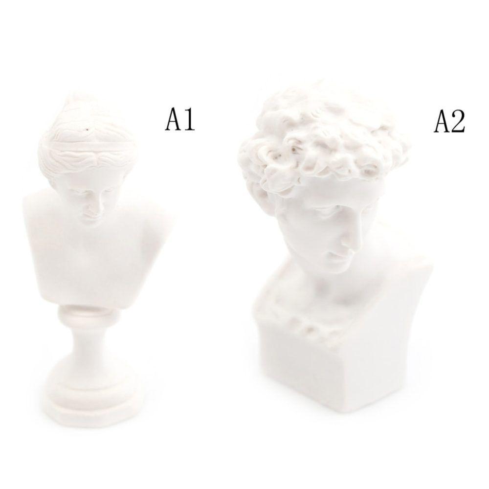 1:12 Mini Venus Statue For Miniature Dollhouse Accessory Home