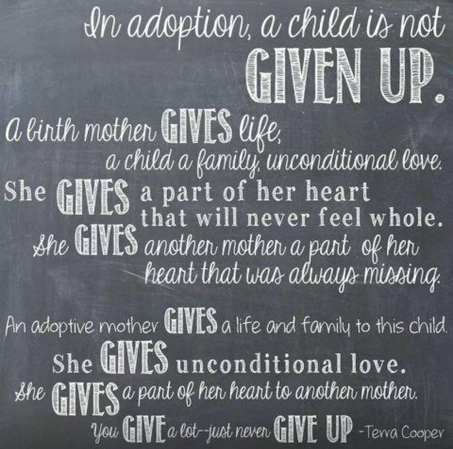 Quotes About Adoption We Will Be Forever Connected And Thankful Aaron & Sonya