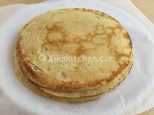 Ricetta Pancake Kikakitchen.Crepes Salate Ricetta Base Da Farcire A Piacere Kikakitchen Ricetta Ricette Crepes Salate Crepes