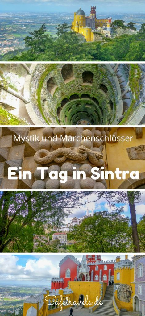 Mystik und Märchenschlösser – Ein Tag in Sintra