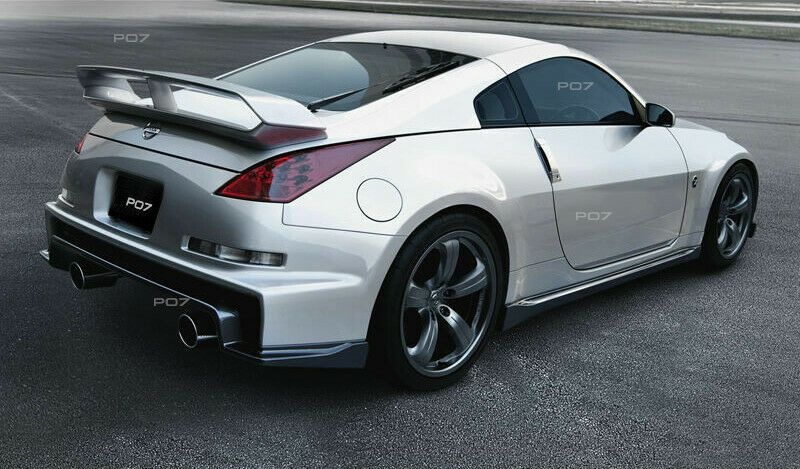 Photo of Nissan 350Z #NISMO# LOOK FRONTSTANGE HECK STOßSTANGE SEITENS…