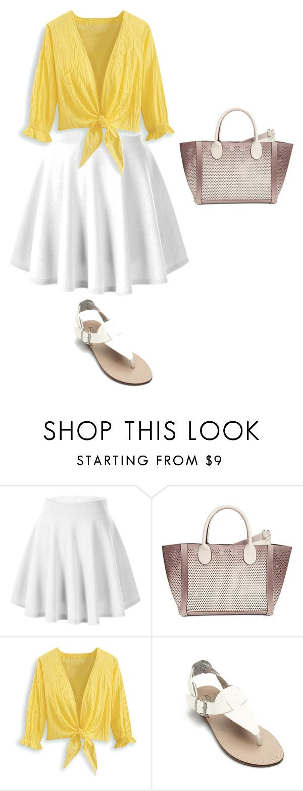 """Untitled #345"" by milena-zurabyan ❤ liked on Polyvore featuring Steve Madden"