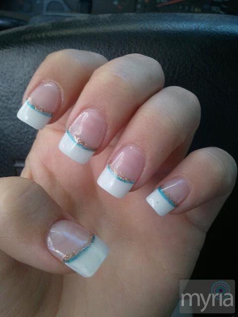 basic fake nails