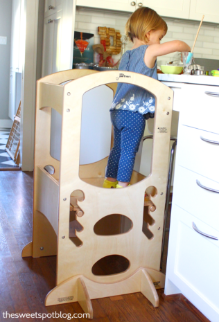 Superior Toddlers In The Kitchen