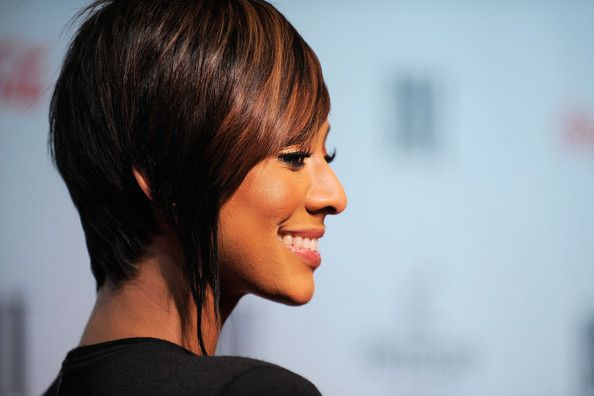 Cool 1000 Images About Keri Hilson Short Hairstyles On Pinterest Toy Short Hairstyles For Black Women Fulllsitofus