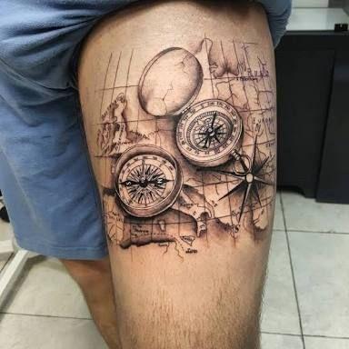 Bildergebnis Für Sailor Compass Anchor Tattoos Kompass Tätowierungs Design Nautische Kompass Tattoo Kompass Tattoo Männer