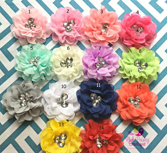 Baby Headband. You Pick 1 Infant headband. by Pinkpaisleybowtique
