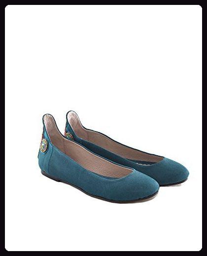 Pepe Jeans , Damen Ballerinas blau blau, blau blau Größe