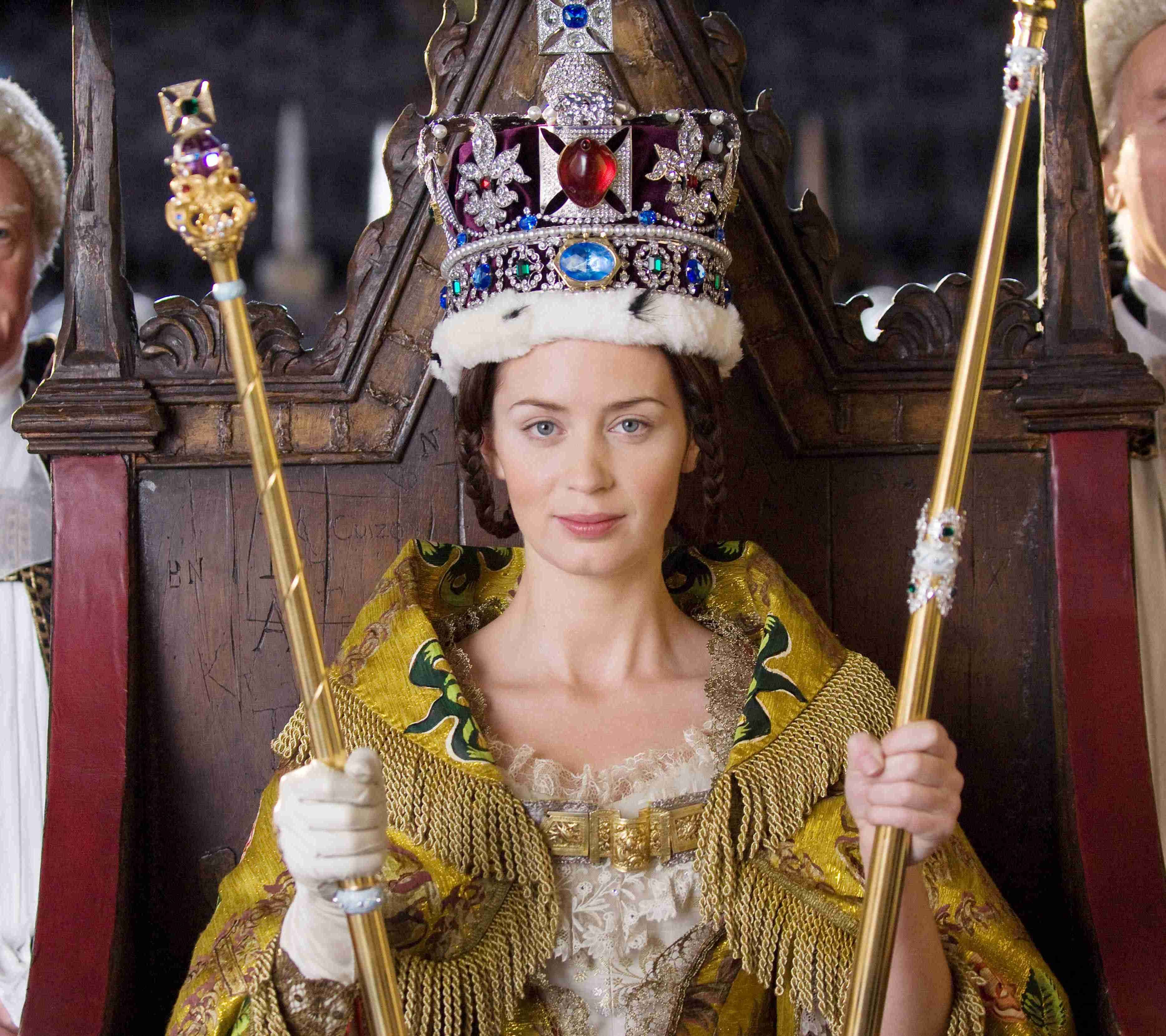THE YOUNG VICTORIA de 2009 com Emily Blunt The young