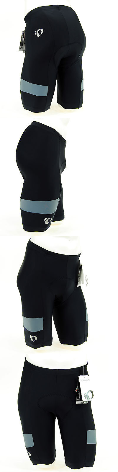 Shorts 177853: Pearl Izumi 2017 Escape Quest Splice Bike Cycling Shorts Black Smoked Pearl, Xl -> BUY IT NOW ONLY: $37.87 on eBay!