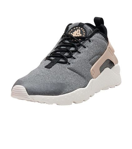 new product cac41 cd614 NIKE+Huarache+run+ultra+sneaker+Low+top+women s+shoe+Cushioned+inner+sole+for+comfort+and+performance+Perforated+foam+and+mesh+upper+Elastic+strap+and+  ...