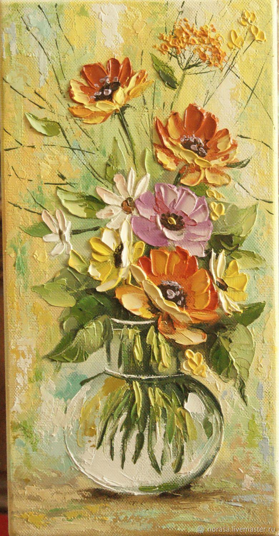 цветочки – купить в интернет-магазине на Ярмарке Мастеров ...