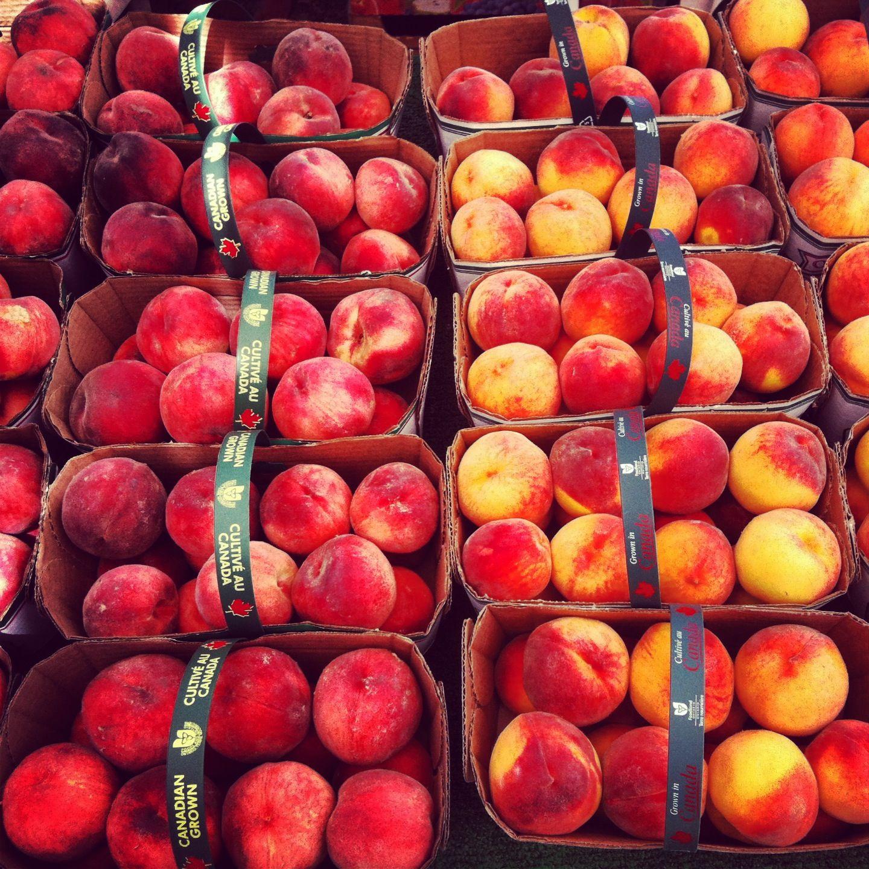 Official Website Of Tourism In Ontario Ontariotravel Net Fresh Fruit Recipes Fruit Stands Fruit