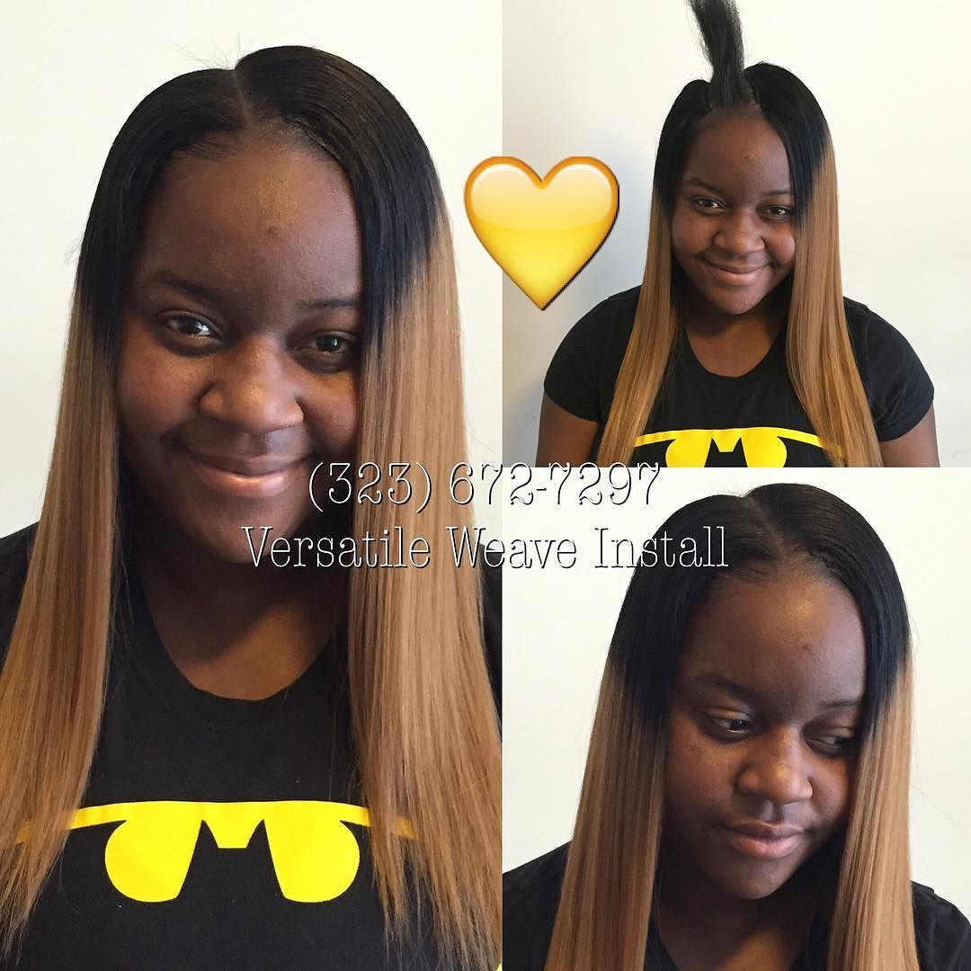 I Offered Sleek Flat And Professional Hair Weaves And Custom Wigs