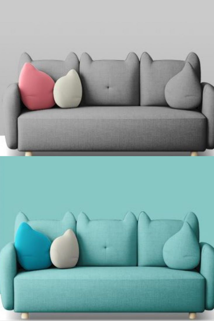 Cute Small Sofa For Bedroom Sitting Area Small Sofa Bedroom Sofa Small Comfy Sofa