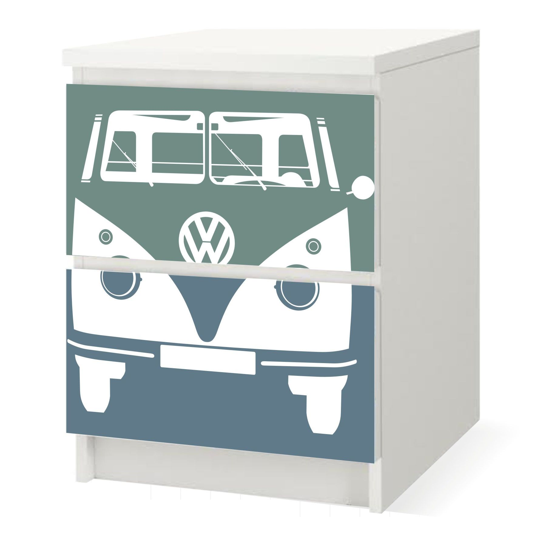Stickers Malm Stickers X Cm With Stickers Malm Affordable Image  # Meuble Avec Vw