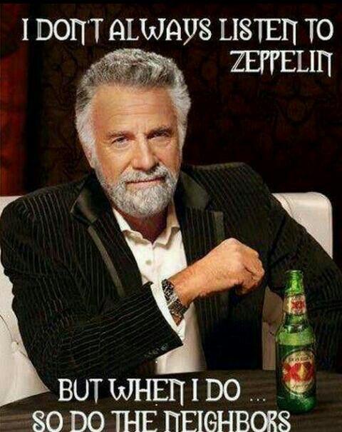 Led zeppelin....hells yeah!!!