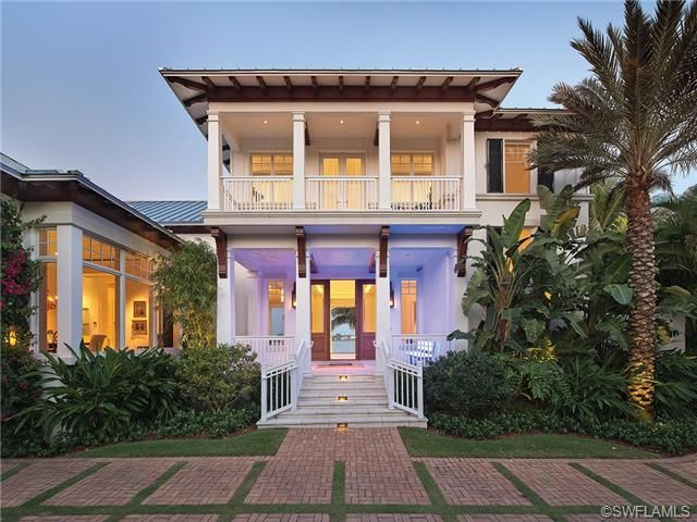 Aqualane Shores | Gorgeous transitional home   Stunning.