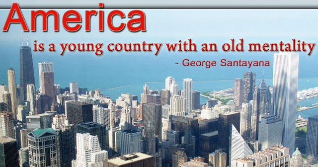 20 Funny Quotes About America Americans America Quotes Funny American Quotes George Santayana Quotes