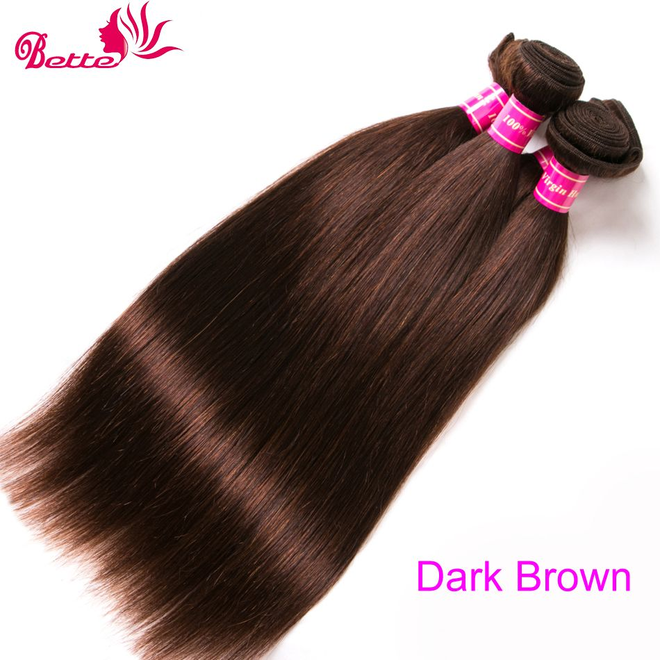 Peruvian Virgin Hair Straight 3 Bundles Unprocessed Peruvian