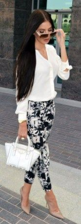 35 Stylish and Trendy Business Casual Outfit for Women #businesscasualoutfitsforwomensummer