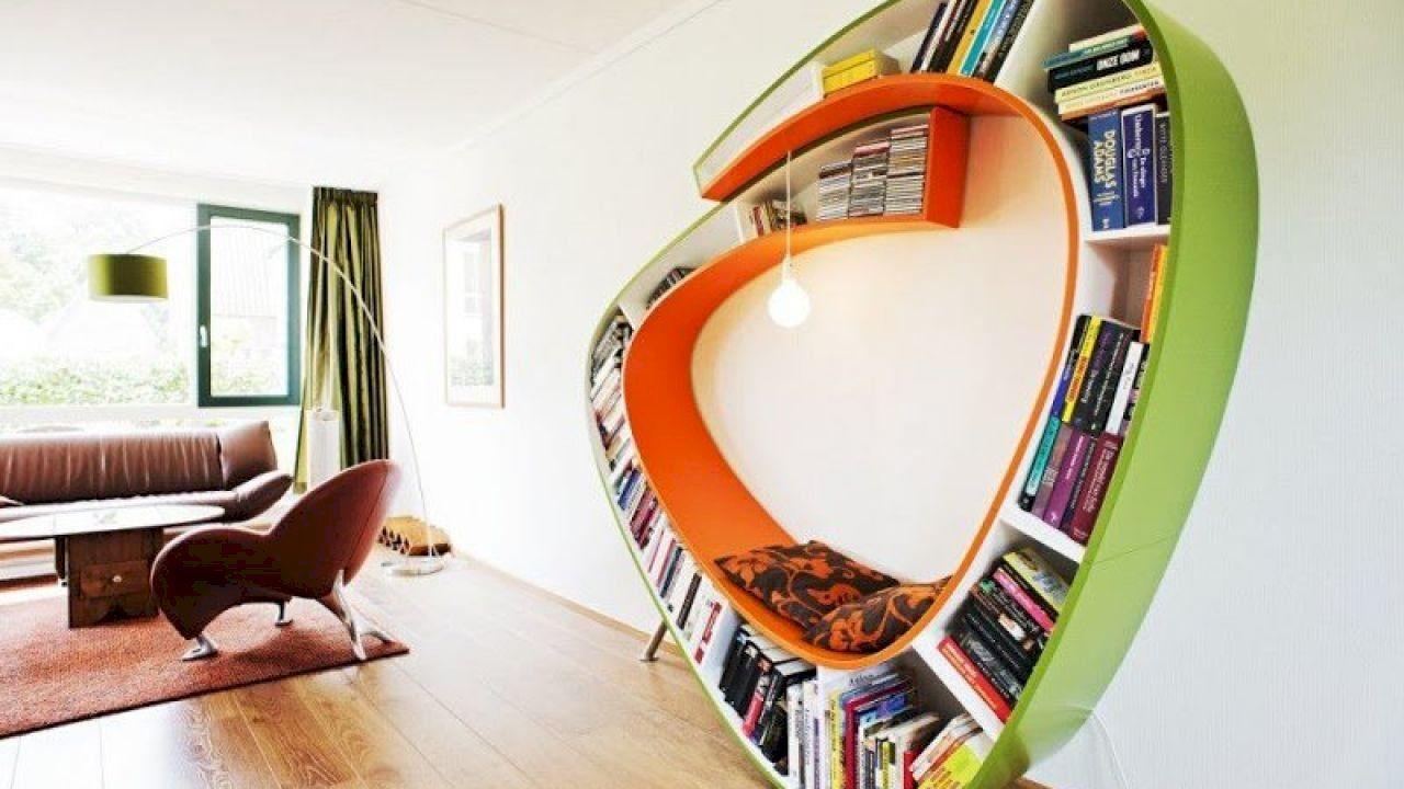 كيفية صنع مكتبة In 2020 Bookcase Design Furniture Bookshelves